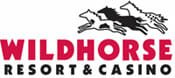 Wildhorse Resort and Casino logo
